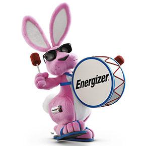 Coelhinho da Energizer