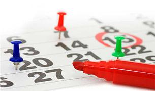 Planejar o ano