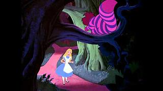 Alice no país das maravilhas - quem não sabe onde vai qualquer lugar serve