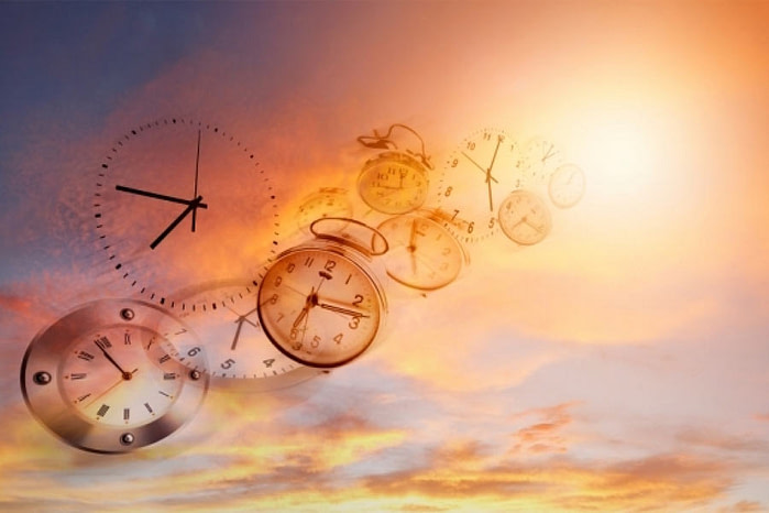 O Tempo Passa