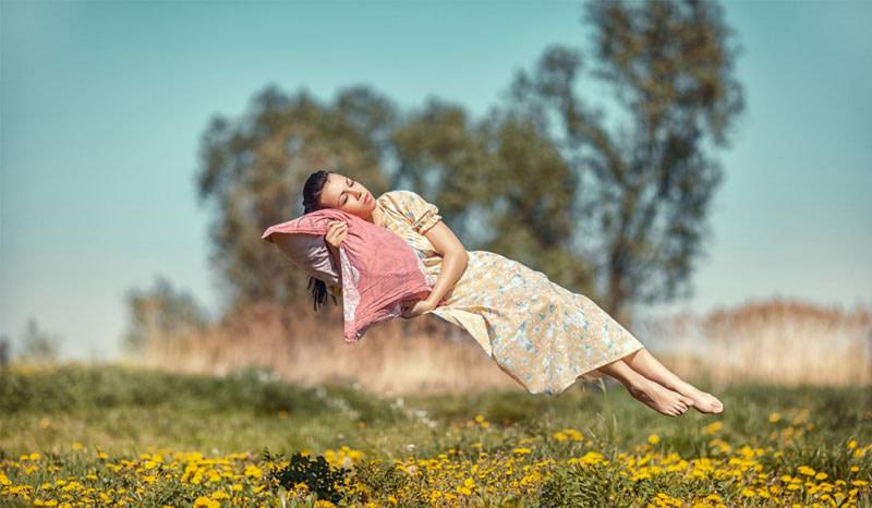 Sonhos Acordado - Transtorno de devaneios excessivos