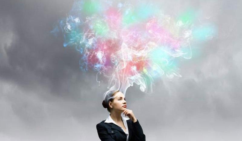 Vida é reflexo dos pensamentos